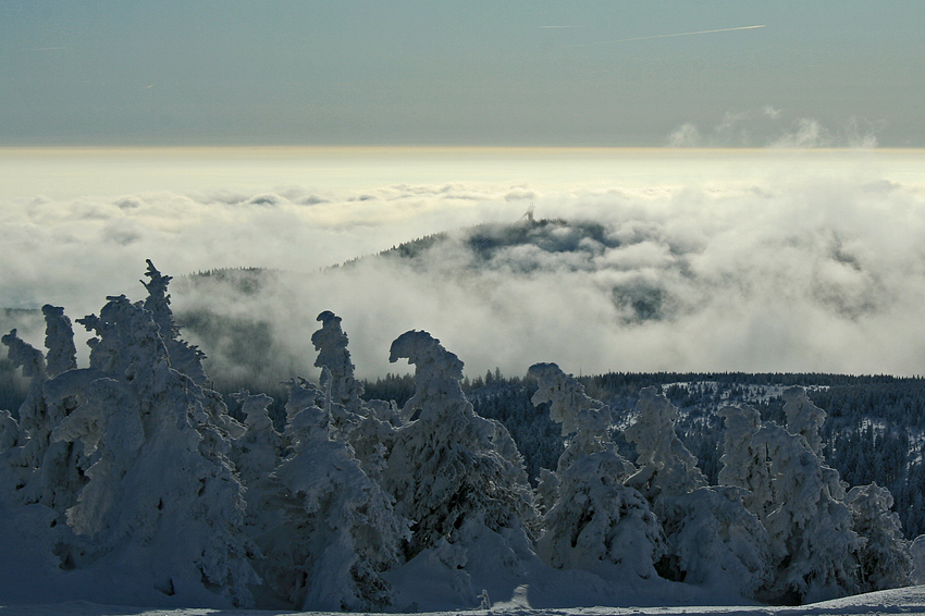 Alle Nebel lagen unten und oben war herrliche Klarheit -Reloaded-