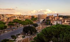 Alle Weg führen nach Rom!