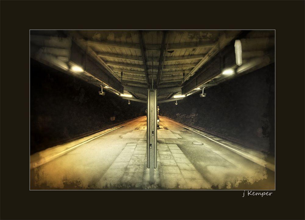 - alle Züge sind abgefahren -