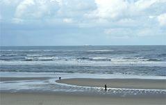 Allein am Strand II