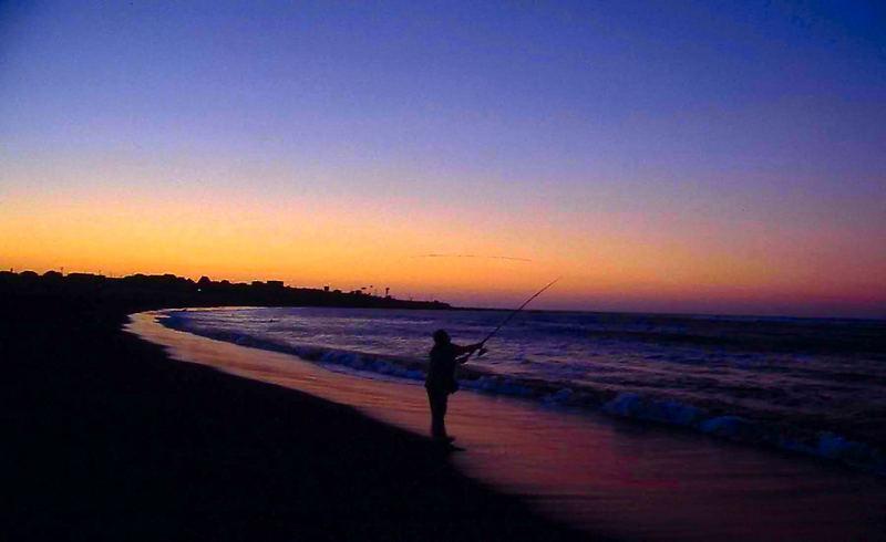Allein am Strand von Pichilemu_Roberto