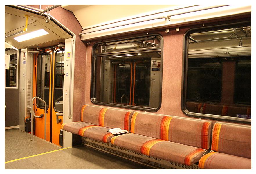 alleine in Zürich unterwegs