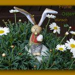 Allen Besuchern meiner Seite wünsche ich ein frohes Osterfest