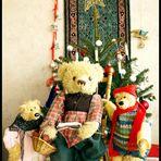allen eine fröhliche Weihnacht, und vergesst die Alten und Einsamen nicht !