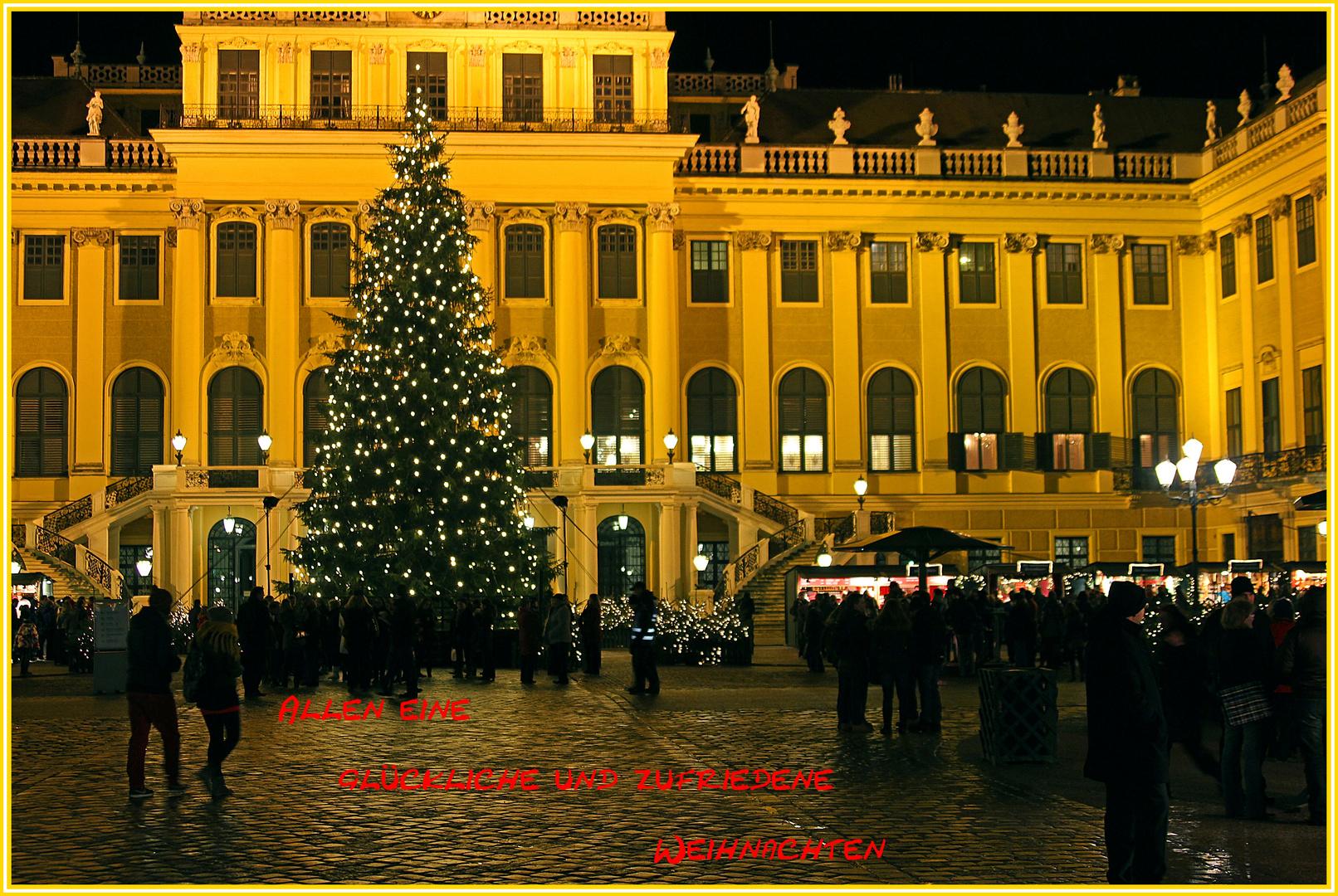 Allen eine wunderschöne Weihnacht !
