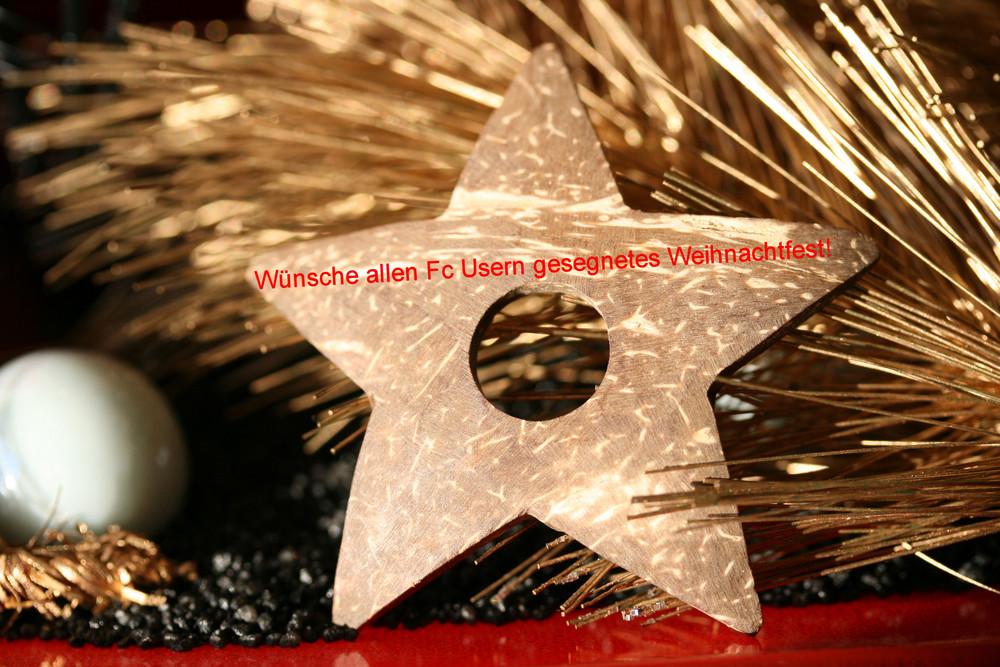 Allen FC Usern schöne Weihnachten und Guten Rutsch in 2008 !!!