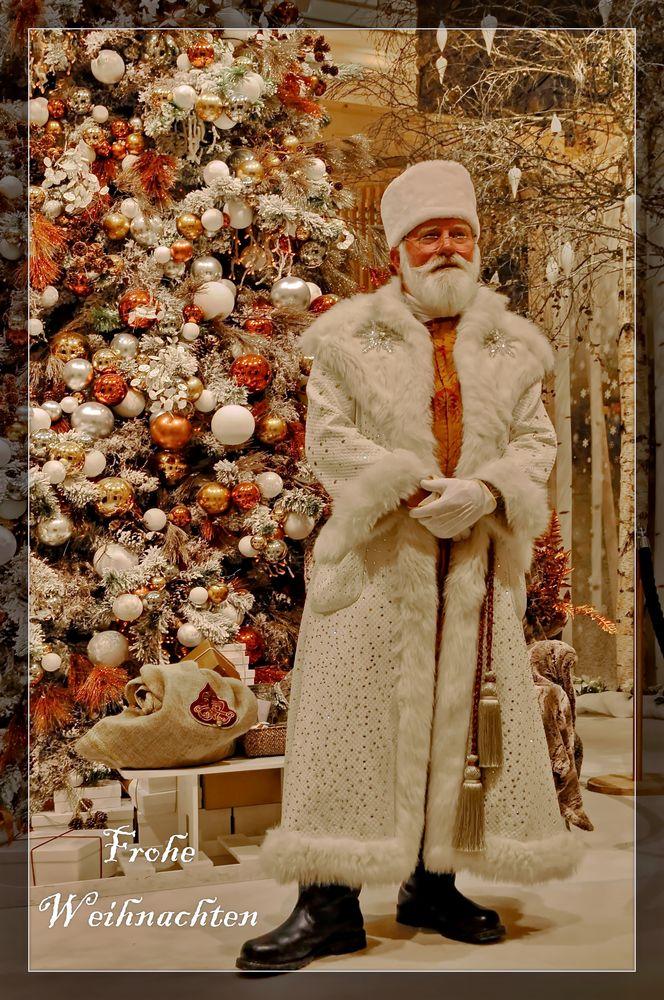 Allen Fotofreunden ein schönes Weihnachtsfest.