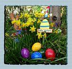 Allen meinen Fotofreunden  und Besuchern meiner Seite wünsche ich ein frohes Osterfest