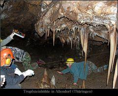 Allendorfer Tropfsteinhöhle