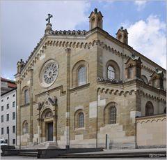 Allerheiligen-Hofkirche. München
