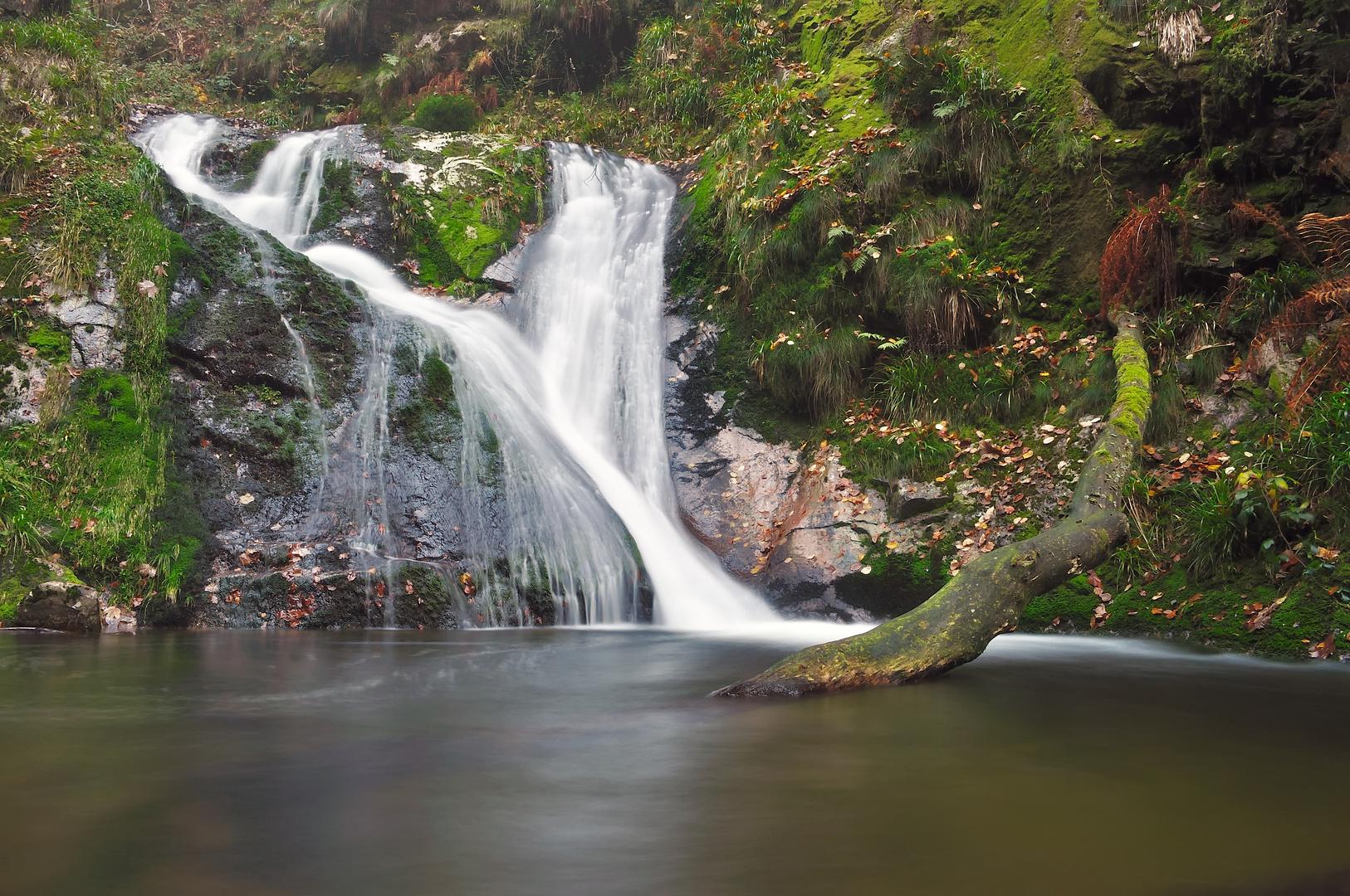 Baden Württemberg Wasserfälle