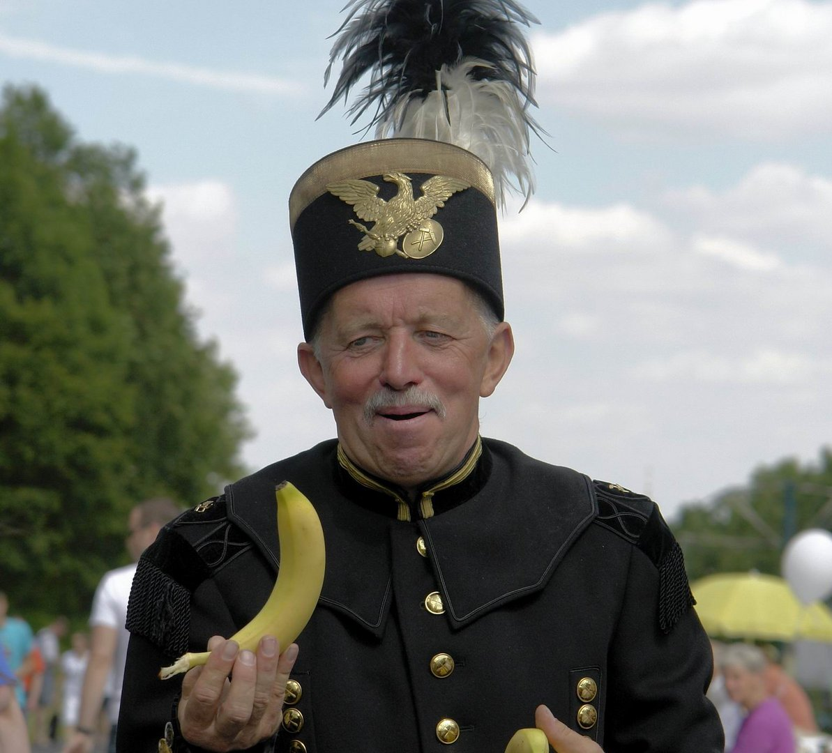 alles Banane ?
