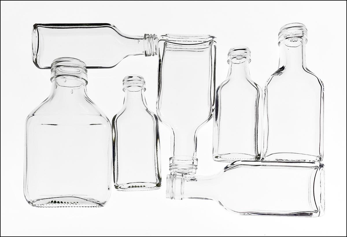 alles Flaschen...