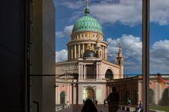Alles gespiegelt in Potsdam