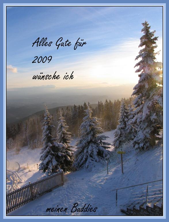 Alles Gute für 2009