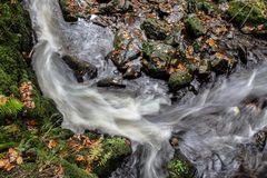 alles im Fluss - wie alles fließt.