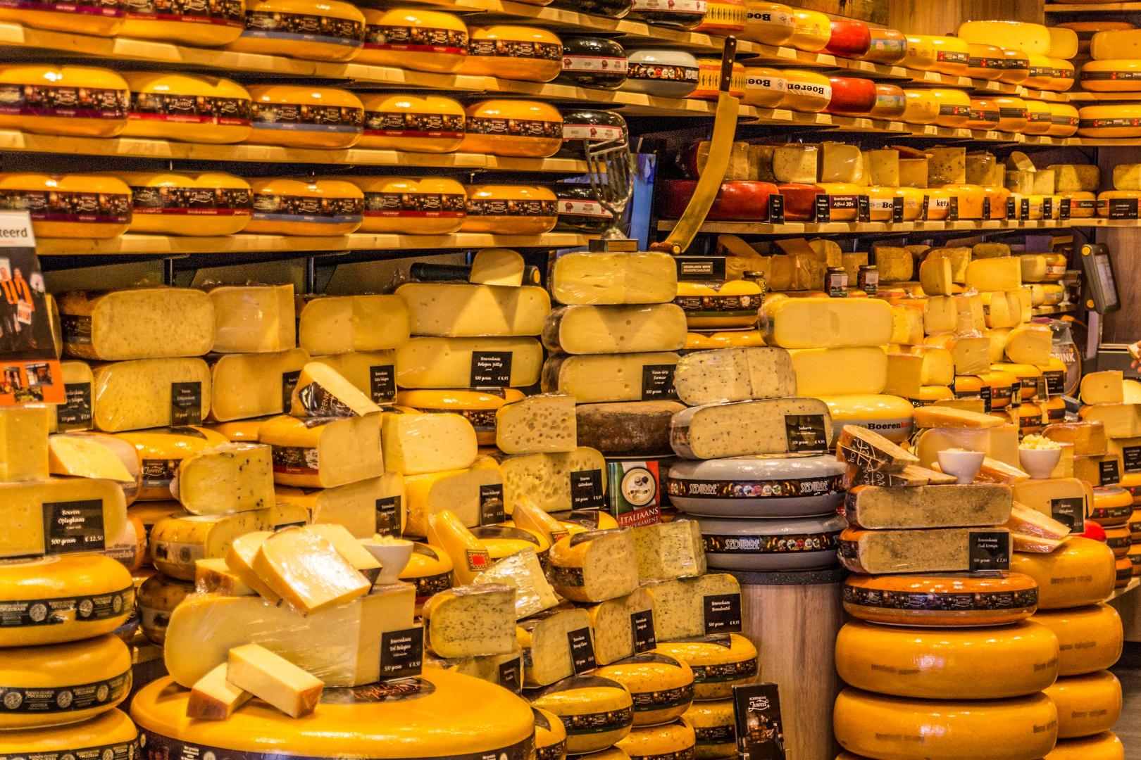 Alles Käse - Deventer/Niederlande