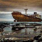 Alles klar - auf der Andrea Doria...