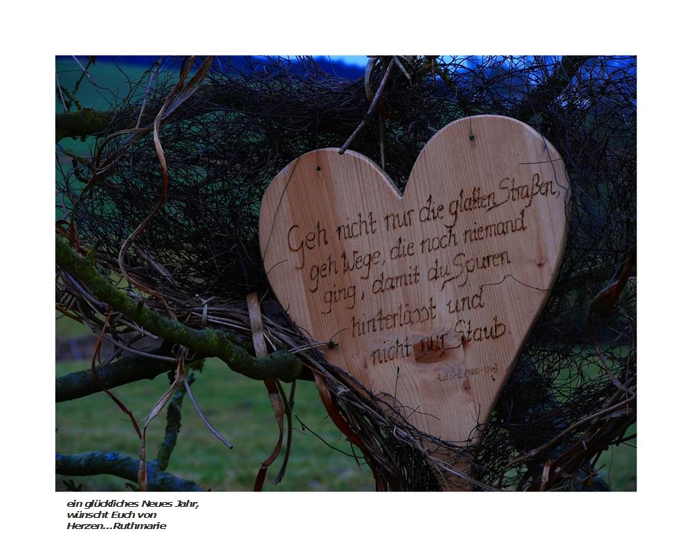 Alles Liebe für 2012 Foto & Bild | karten und kalender ...