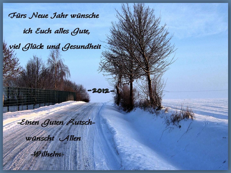 Alles Liebe, und Gute zum Neuen Jahr 2012- Foto & Bild | karten und ...