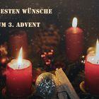 Alles Liebe zum 3. Advent