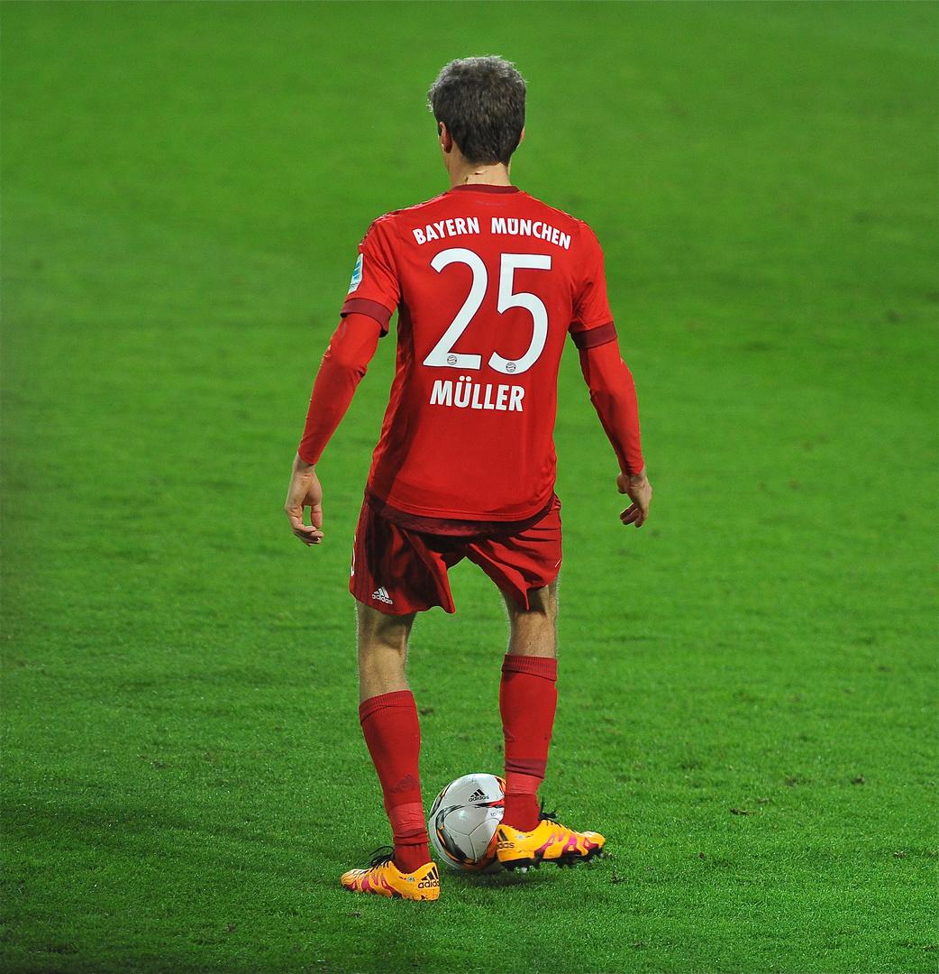 Alles Müller Oder Foto Bild Sport Ballsport Fußball