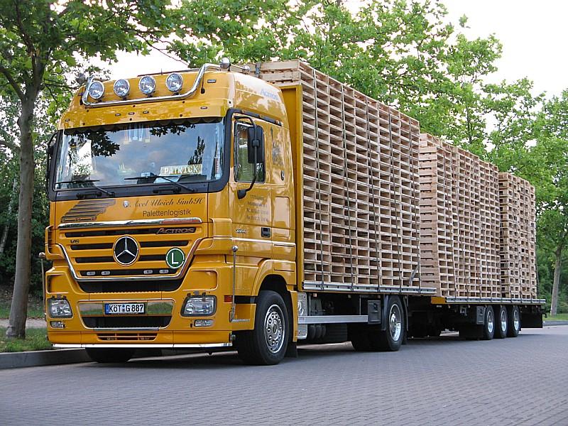 Alles Paletti Foto Bild Autos Zweirader Lastkraftwagen Lkw