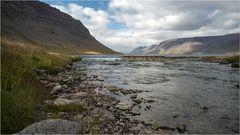 Alles Wasser fließt in den Fjord...