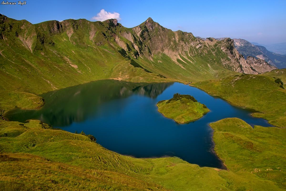 Allgäuer Hochgebirgssee