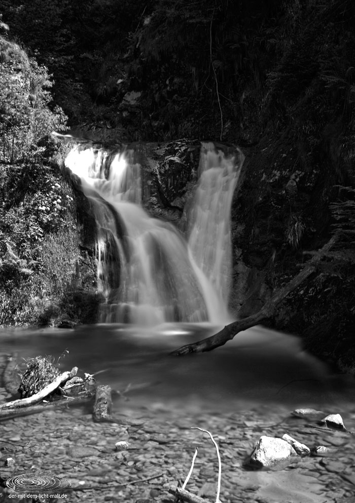 Allhallows Waterfalls in the black forest I