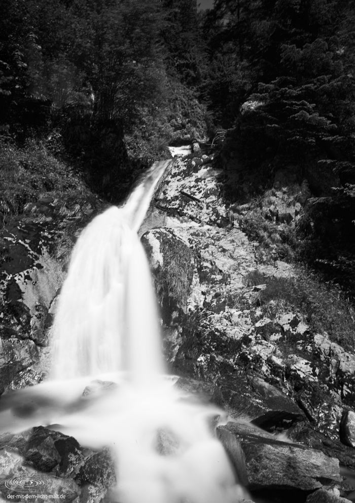 Allhallows Waterfalls in the black forest II