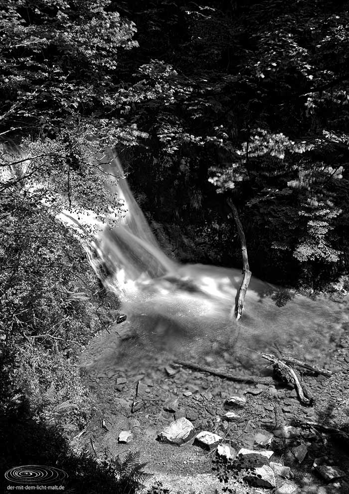 Allhallows Waterfalls in the black forest III