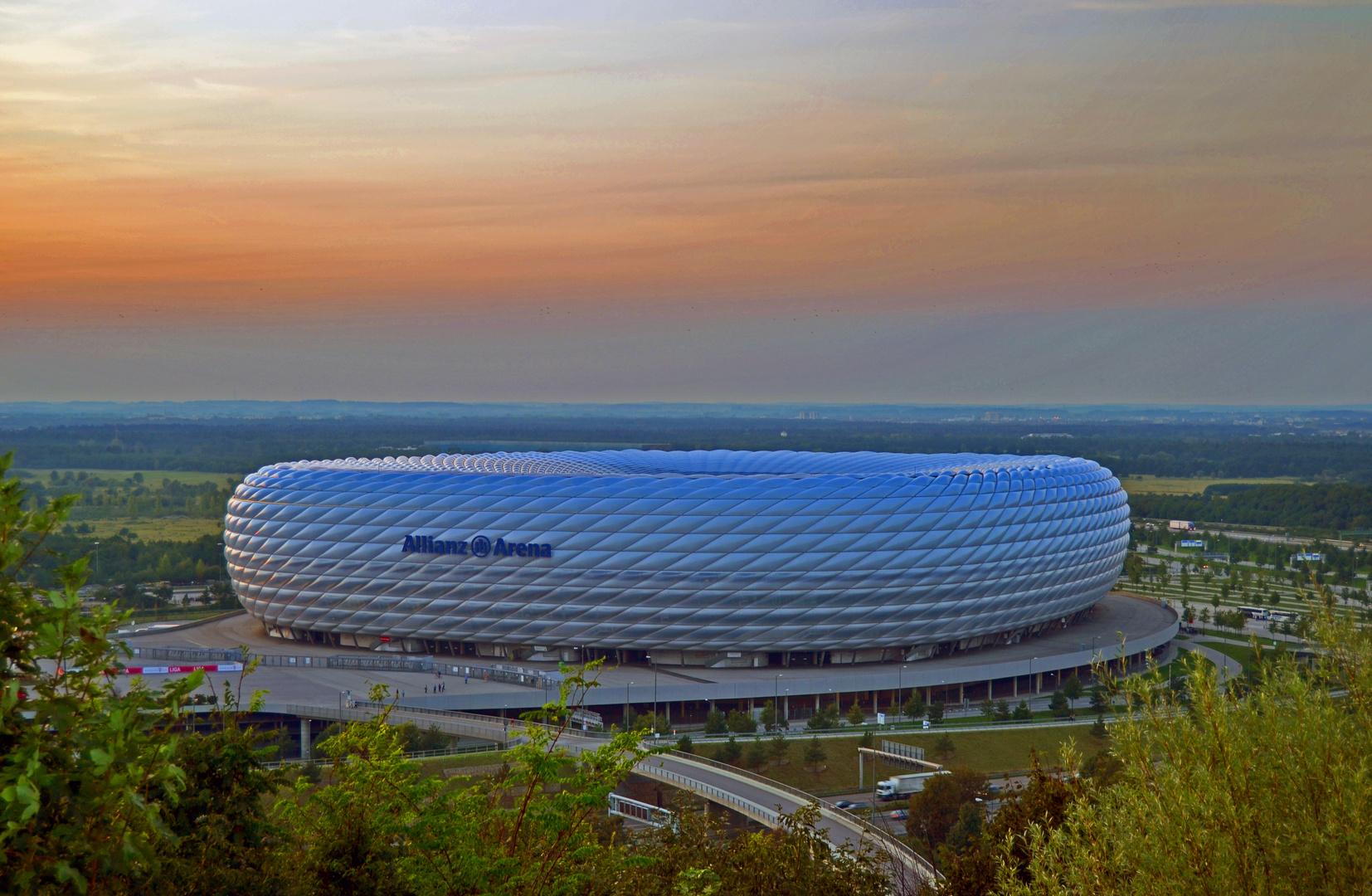 Allianz Arena Parken Kostenlos