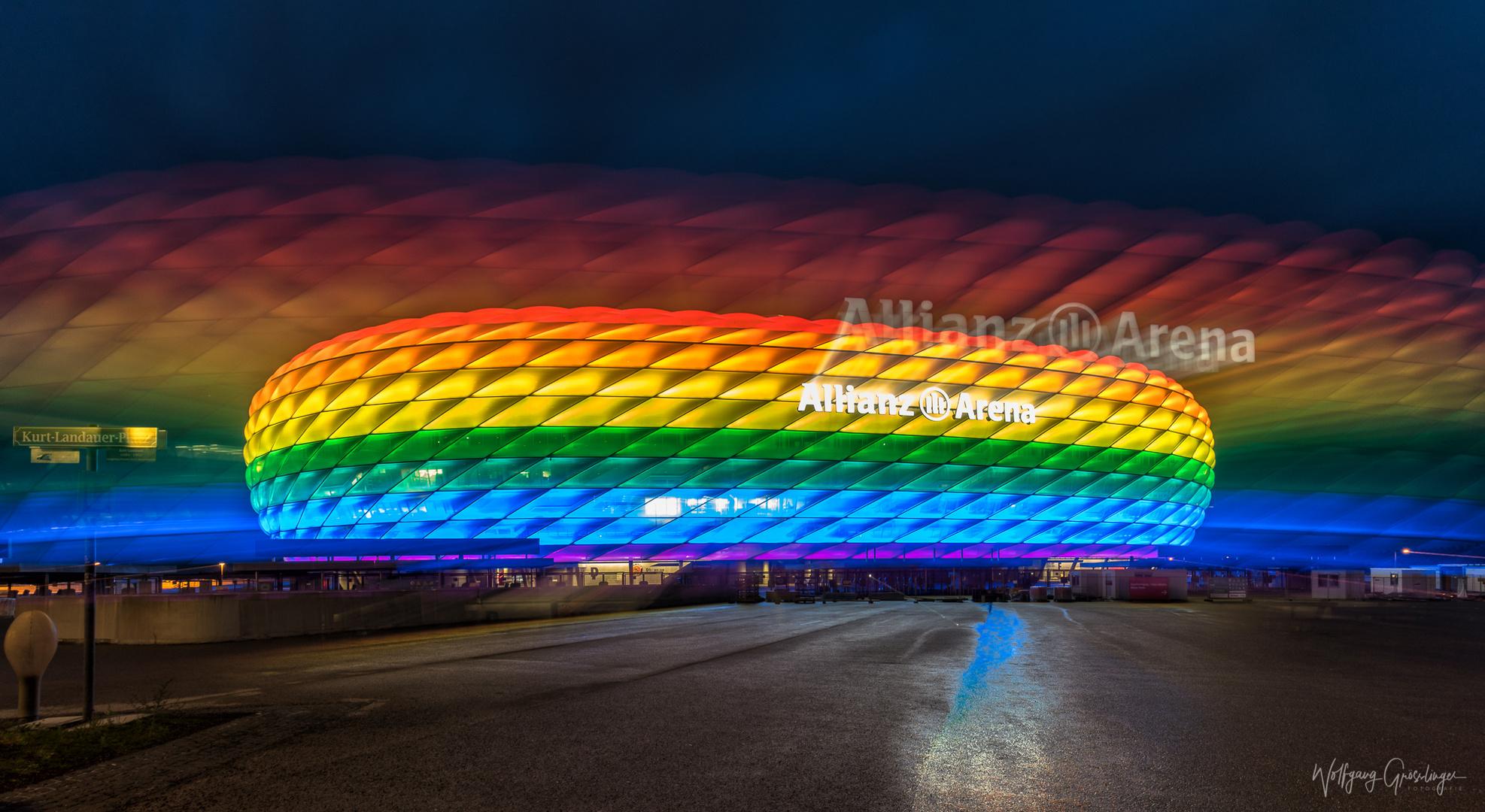 Bilder Allianz Arena
