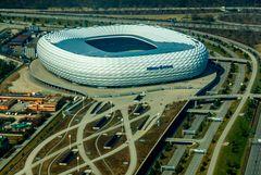 Allianz Arena of Bayern München