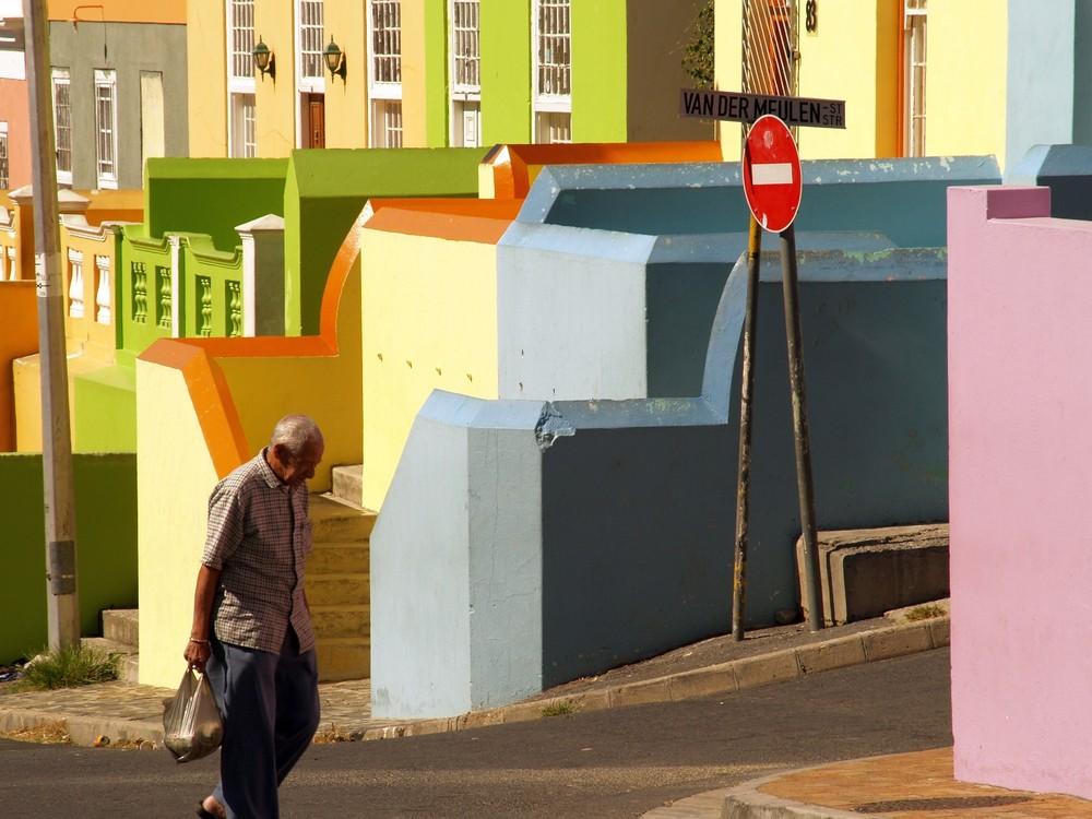 Alltag im Bo-Kaap, Cape Town (RSA)