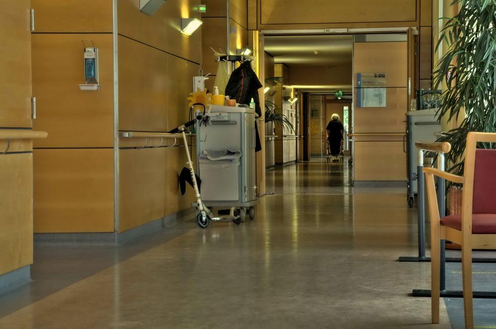Alltag in der Klinik