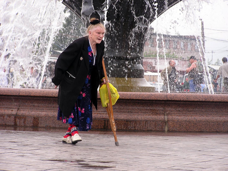 alltag in krasnojarsk