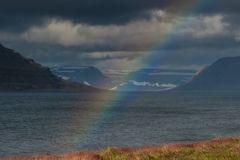 Alltagsfoto am Fjord