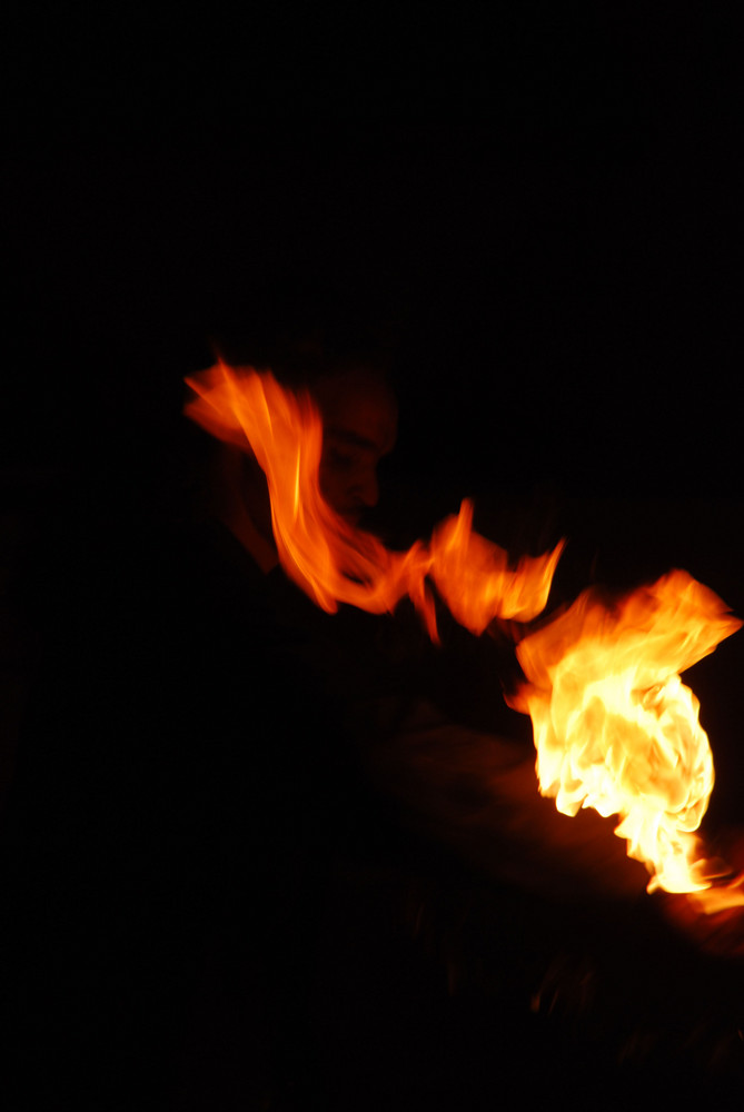 Allumez le feu !