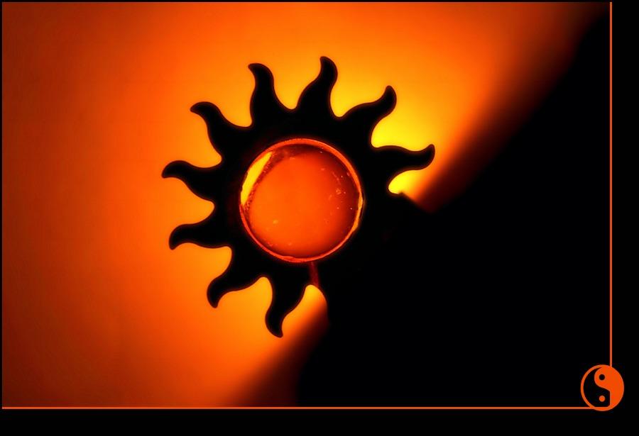 Allways the sun.....