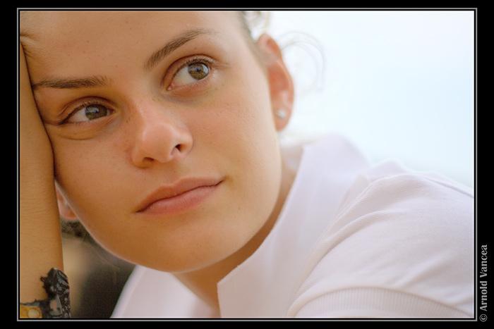 Ally - portrait