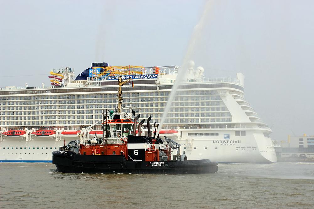 Gute Kreuzfahrtschiffe