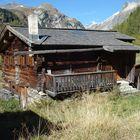 Alm im Dorfertal, Kals am Großglockner, Osttirol