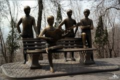 Almaty - Fan des Beatles