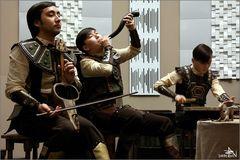 Almaty - Musée des instruments de musique folklorique