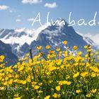 Almbaden - Berner Alpen. Blick zur Eigernordwand