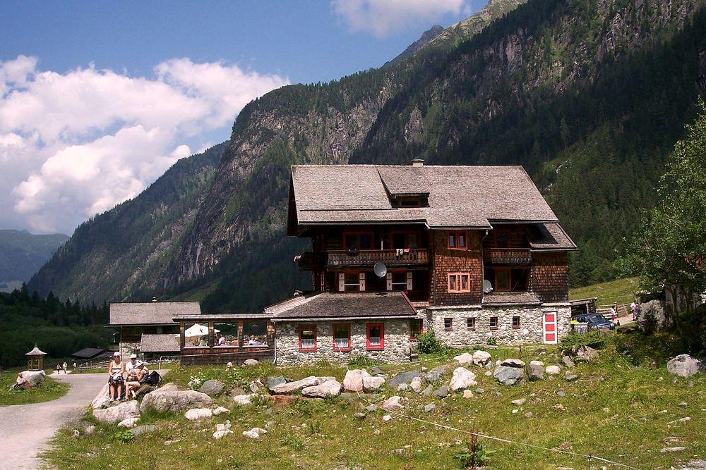 Almgasthof Alpenrose im Habachtal