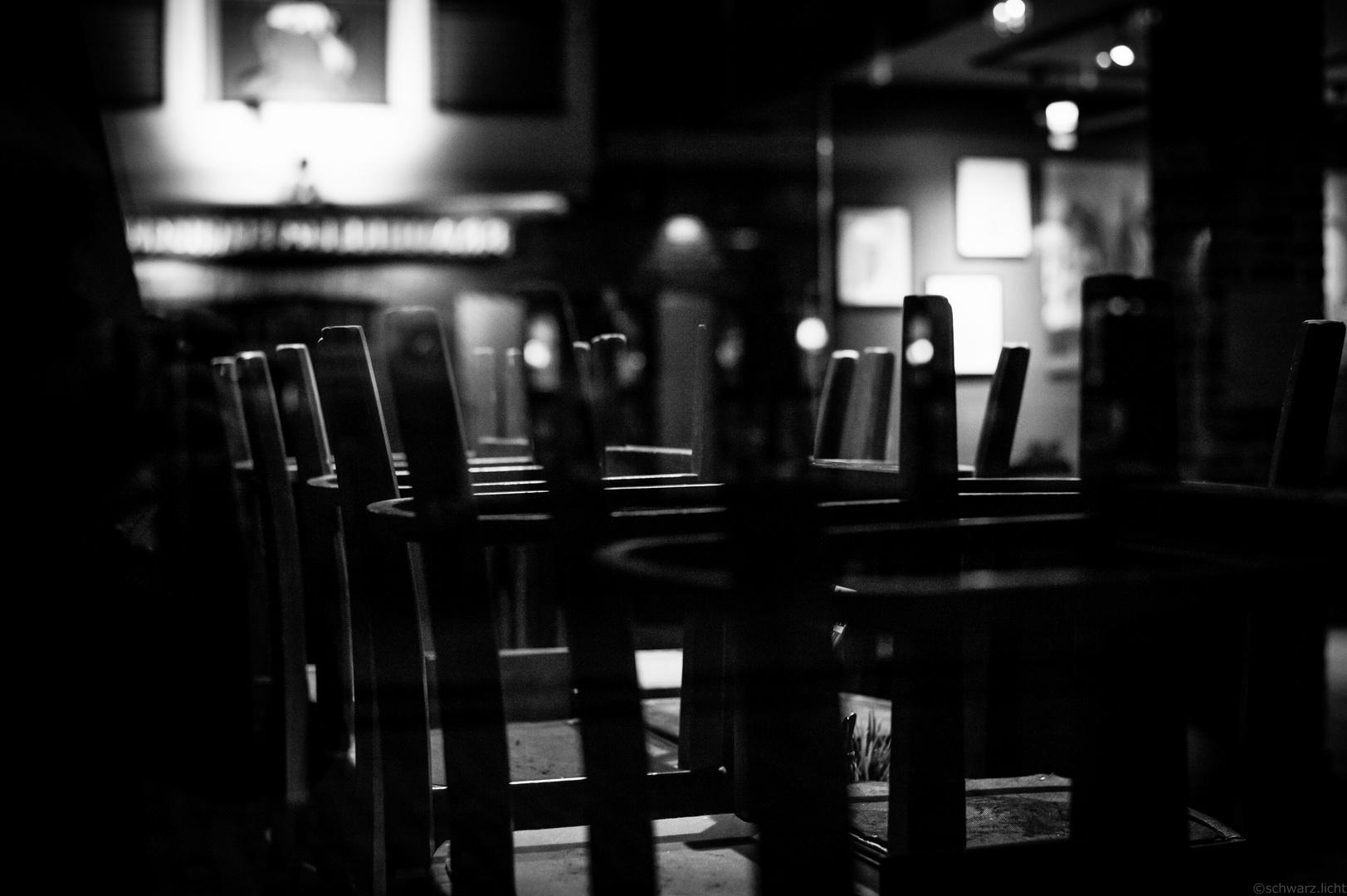 ...alone