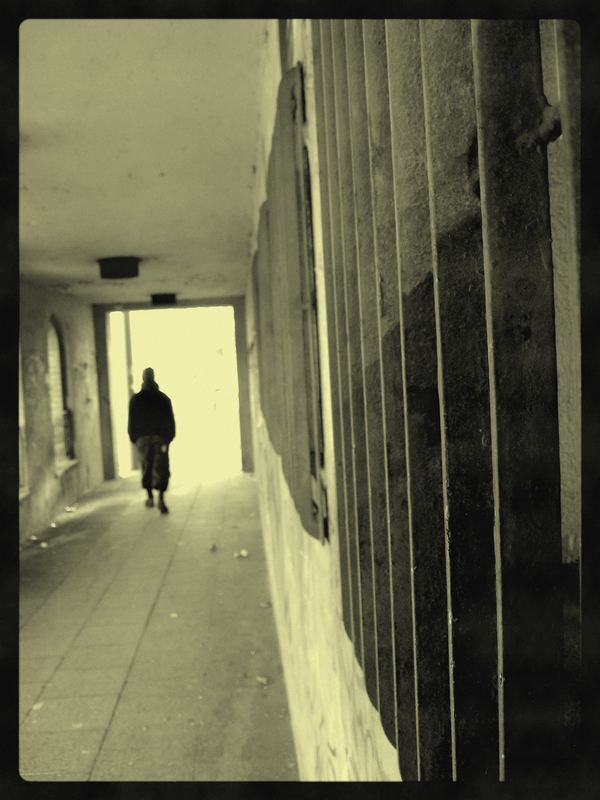 < Alone >